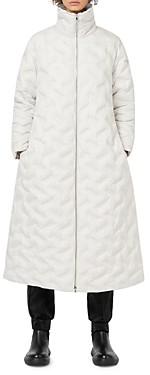 Giorgio Armani Emporio Quilted Puffer Coat