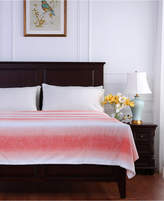 Berkshire Ombré Stripe Textured Honeycomb King Blanket