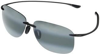 Maui Jim Hikina (Matte Grey) Fashion Sunglasses