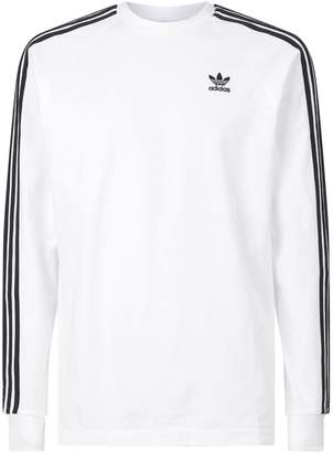 adidas Trefoil 3-Stripes Logo Top