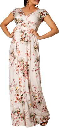 Tiffany Rose Francesca Floral Maternity Gown
