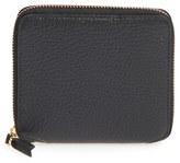 Comme des Garcons Men's Leather Wallet - Black