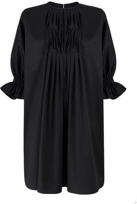 Monica Nera Emily Black Short Dress