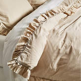 Pom Pom at Home Madison Duvet Set - Taupe Queen