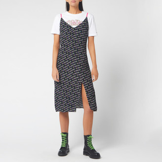 Tommy Jeans Women's Printed Strap Dress