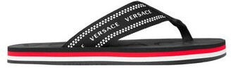 Versace Toe post sandal