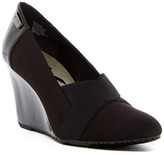 Anne Klein Tarence Matte Wedge Pump
