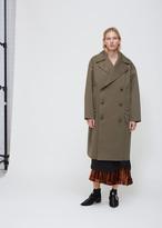 Toga Khaki Bonded Coat