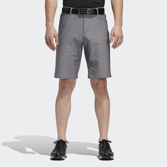 adidas Ultimate365 Heather Five-Pocket Shorts