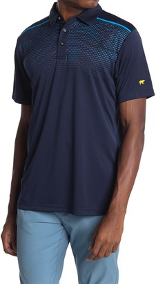 Jack Nicklaus Short Sleeve Tech Polo