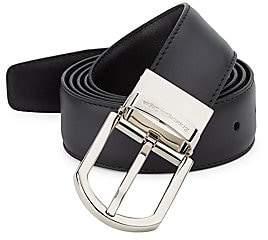 Ermenegildo Zegna Men's Reversible Leather Belt