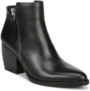 Naturalizer Freya Leather Booties Women's Shoes