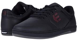 Etnies Marana CRANK (Black/Red) Men's Shoes