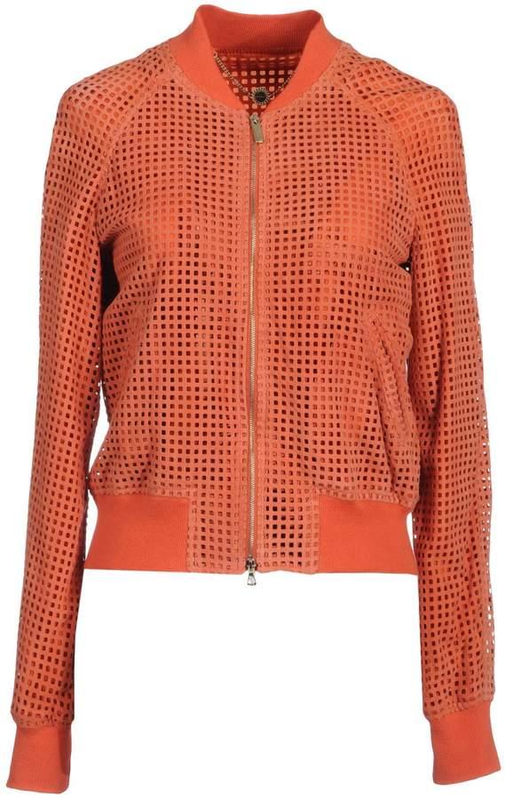 Annarita N. Leather outerwear