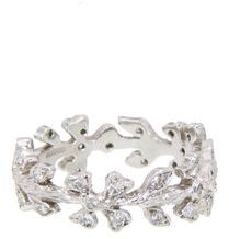 Cathy Waterman Wildflower Ring - Platinum