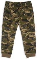 True Religion Boys' Twill Cargo Jogger Pants - Sizes 8-18