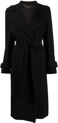 FEDERICA TOSI Detachable-Sleeve Coat