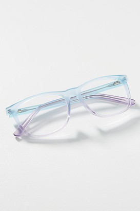 Anthropologie Newell Reading Glasses By in Blue Size 2.5X