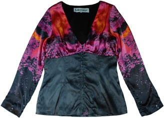 My Galavant By Tramp In Disguise Lava Blouse Jacket