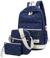 Greeniris Teenage Girls Backpacks Lightweight Bookbags