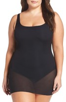 Plus Size Women's Amoressa Sophia Underwire One-Piece Swimsuit