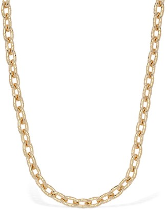 Missoma Loop T Bar Necklace