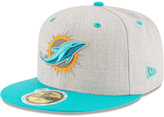 New Era Miami Dolphins Total Reflective 59FIFTY Cap