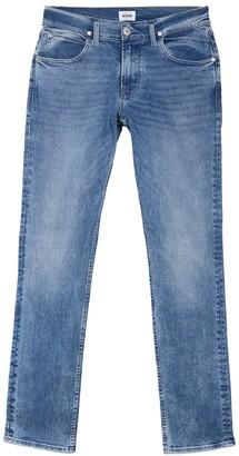 Hudson Blake Slim Straight Zip Fly Jeans