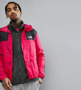 The North Face 1985 Mountain Jacket Exclusive to ASOS In Bright Pink