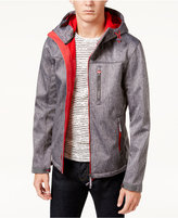Superdry Men's WindTrekker Hooded Full-Zip Windbreaker Jacket
