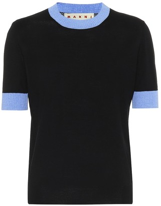 Marni Virgin wool T-shirt