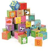 Janod Animal Alphabet Blocks