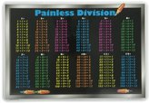 Painless Learning Division Tables Placemat