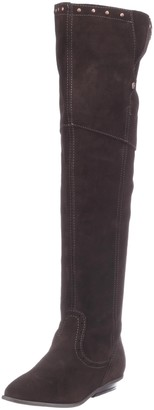 edc by Esprit I49572Circe Studs Boot Women's Boots Brown Size: 3.5