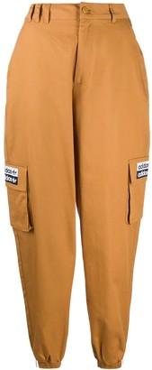 adidas Trefoil-Logo Cargo Trousers