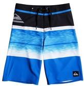 Quiksilver Boy's Slab Logo Vee Board Shorts