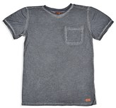 7 For All Mankind 7 for All Man Kind Boys' Vintage Look Washed Tee - Big Kid