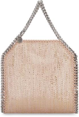 Stella McCartney Woven Chenille Tote Bag