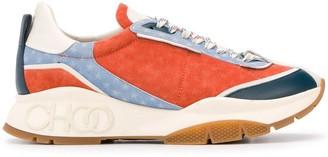 Jimmy Choo Raine colourblock sneakers