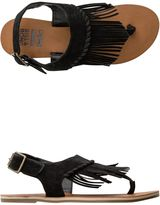 Billabong All Tassled Fringe Sandal