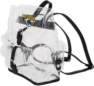 Northwest Company The Jacksonville Jaguars Lucia Clear Backpack
