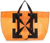 Off-White Off White Commercial PVC Tote