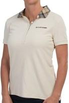 Barbour Mollard Polo Shirt - Slim Fit, Short Sleeve (For Women)