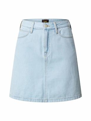 Lee Women's A Line Zip Skirt