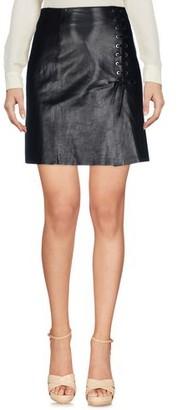 Plein Sud Jeans Knee length skirt