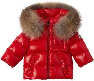 Moncler K2 Nylon Down Jacket