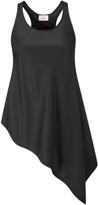 Bo Carter Janet Vest Black