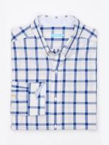J.Mclaughlin Carnegie Classic Fit Shirt in Window Pane