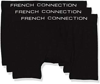 French Connection Men's 3 Pack Boxer Shorts