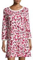 Kate Spade Floral-Print Sleepshirt, Multi Pattern